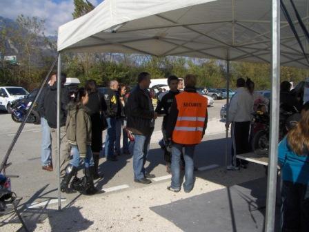 Pocket Bike - Rencontre amicale à Crolles dans l'Isère (38)